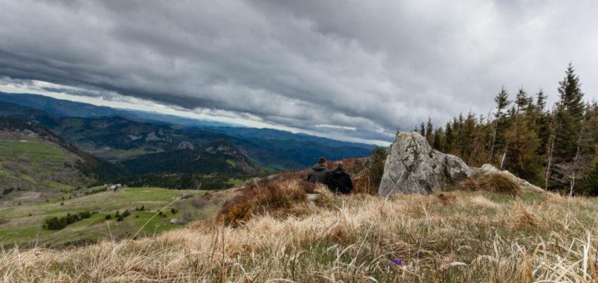 Week-end dans la montagne ardéchoise