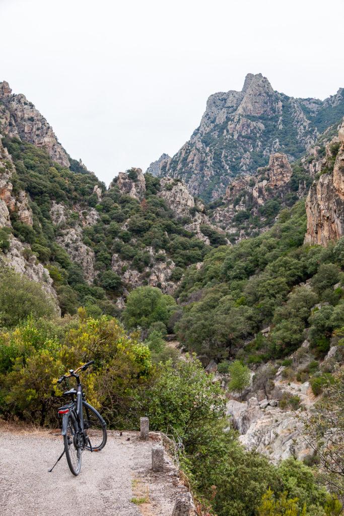 Vélo Gorges d'Héric Hérault