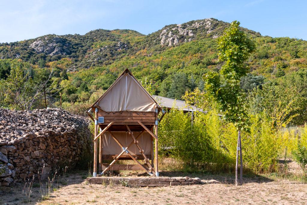 Camping du Caroux Mons Hérault