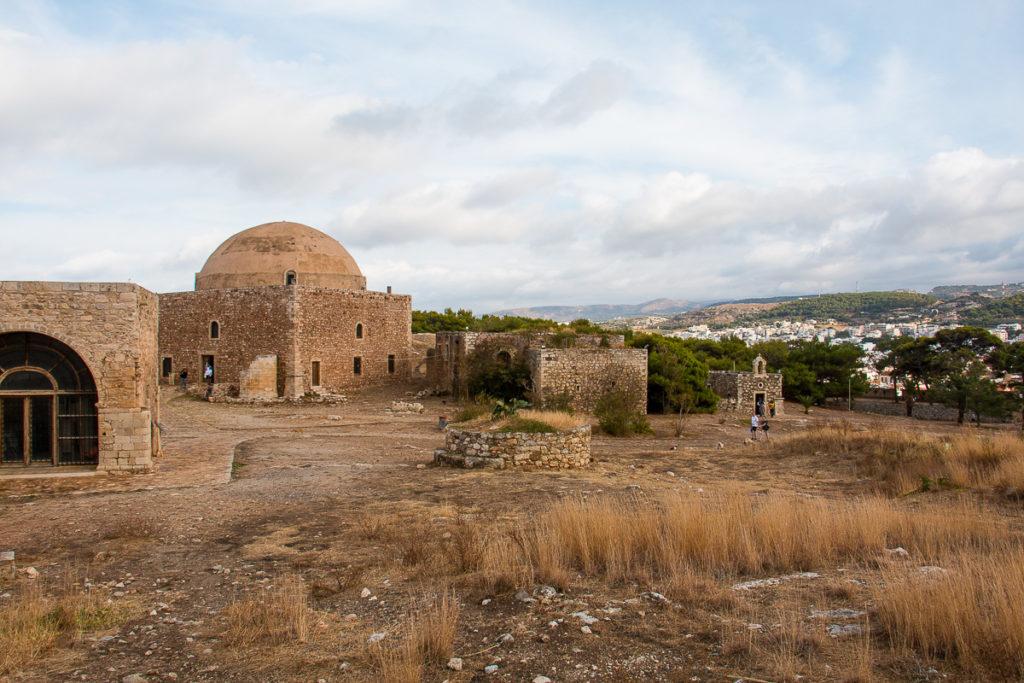 Citadelle de Rethymnon_Crète