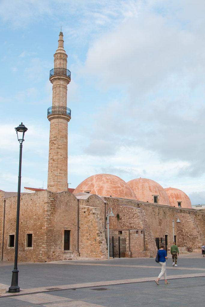 Mosquée Rethymnon