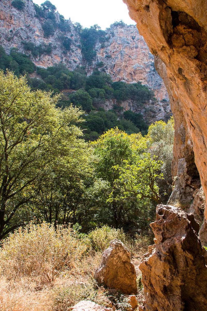 Gorges de San Antonios Crète