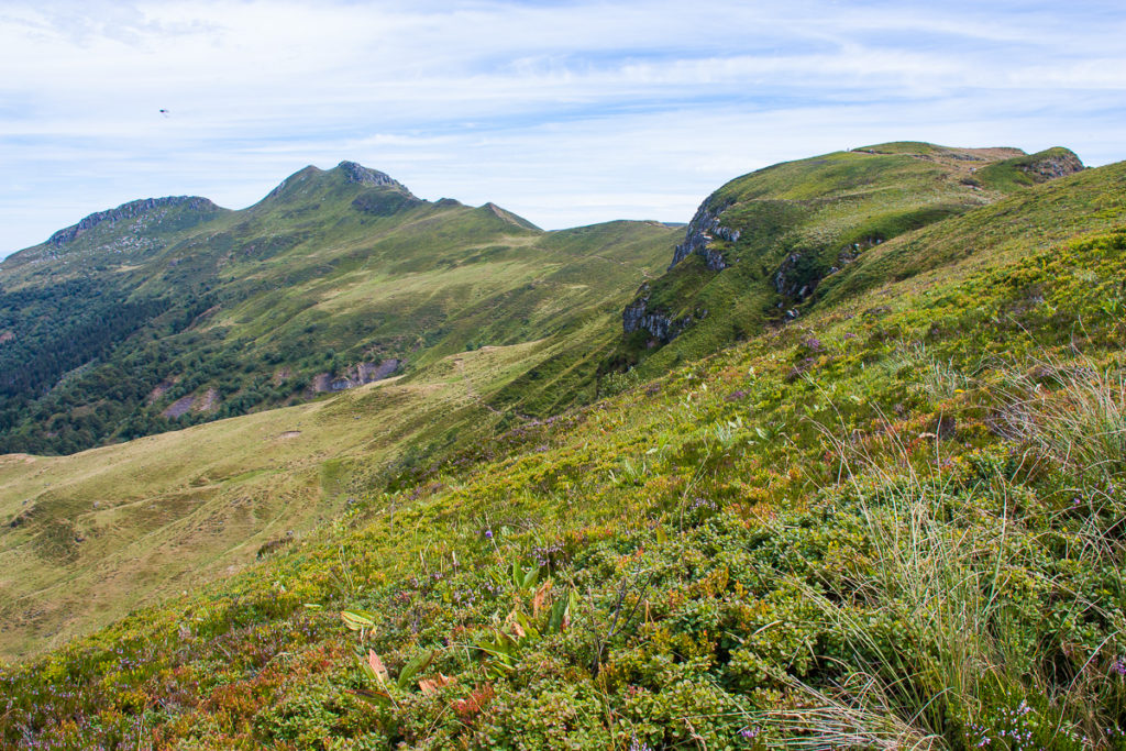 GR 400 Cantal Auvergne