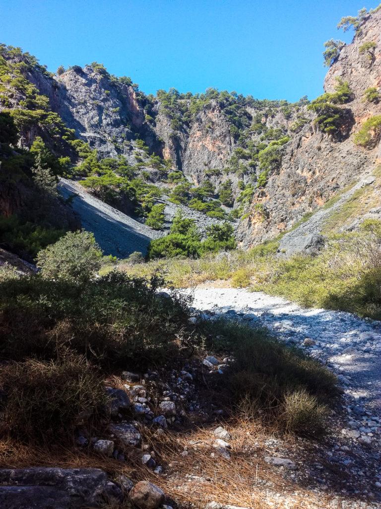 Gorges d'Aradena