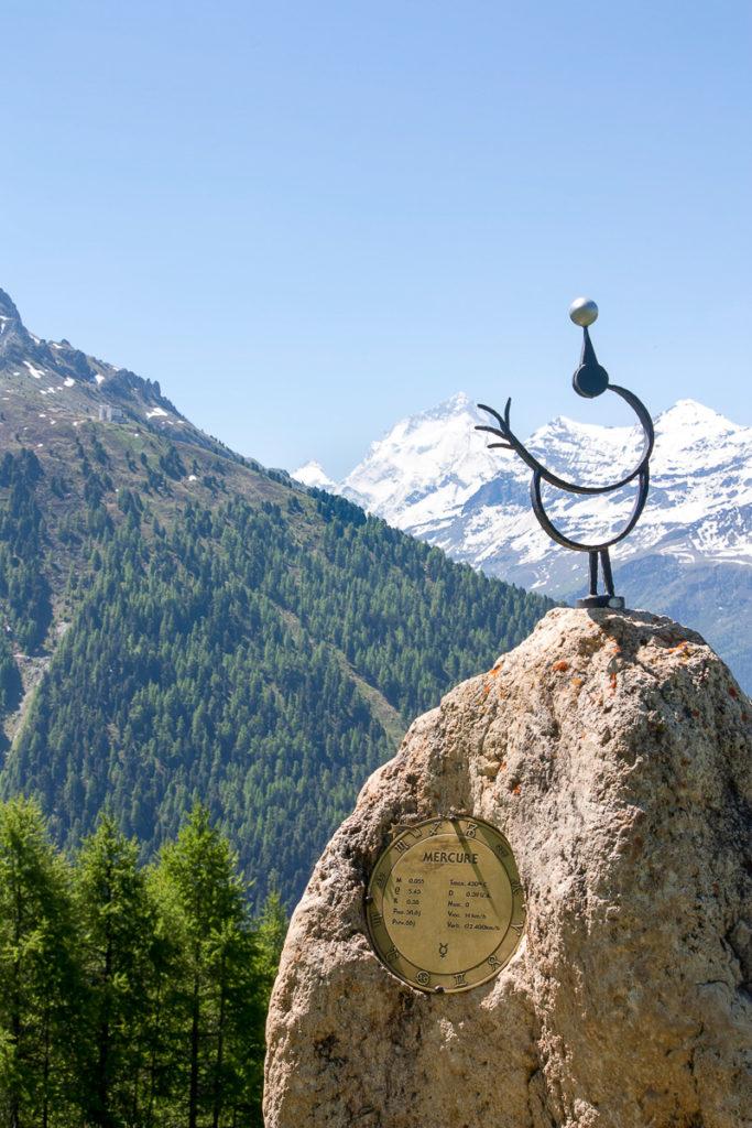 Tour du Val d'Anniviers Suisse