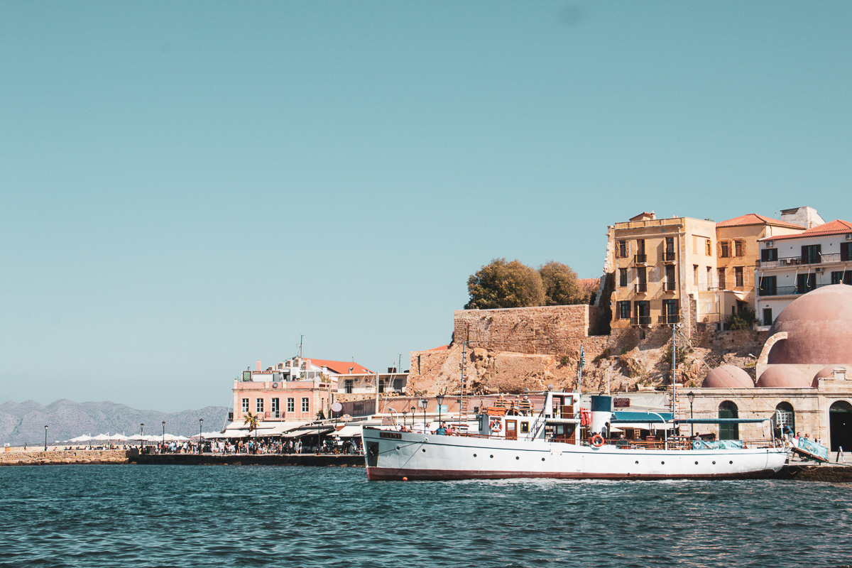 Port d'Hania