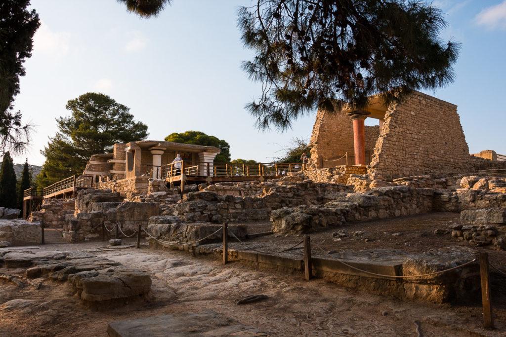 Temple de Knossos