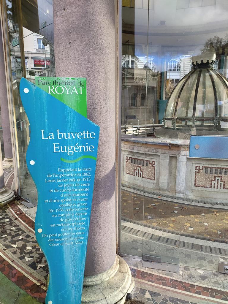 Balade en Auvergne en poussette Royat